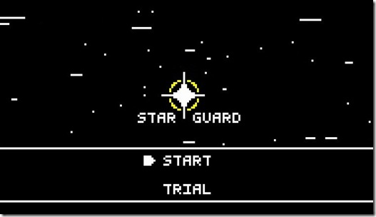 Star Guard Freeware retro game (3)