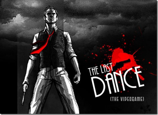 The last dance the videogame