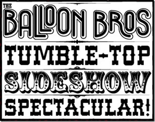 Ballon Bros freeware game