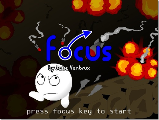 Focus freeware game