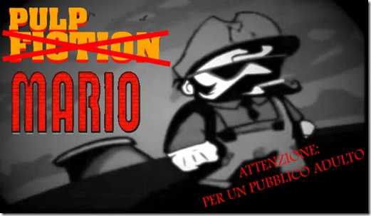indie movie pulp mario