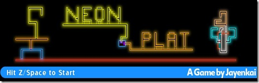NeonPlat A game a week