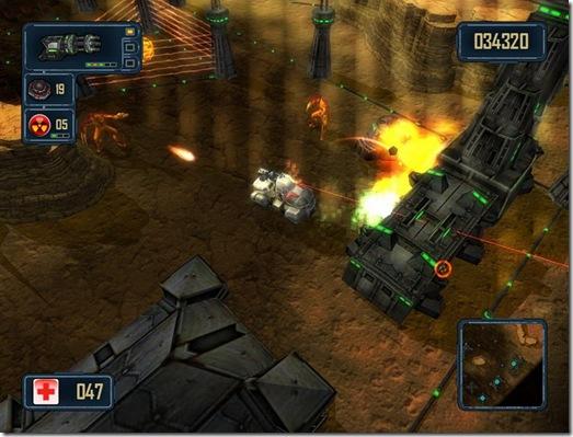 Alien Terminator Deluxe Free Full Game_pic (9)