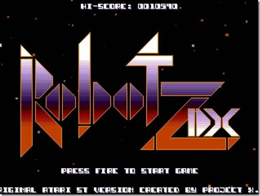RobotZ DX Remake free indie game pic (1)