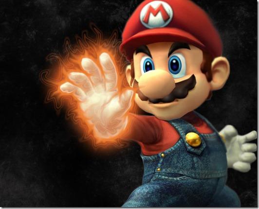 Mario adesso picchia anche con OperBor