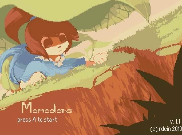 [Momodora free indie game image (1)[4].jpg]
