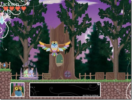 The Shattered Moon free indie game image (8)