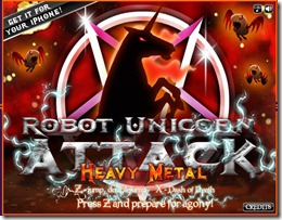 Robot unicorn attack heavy metal (3)