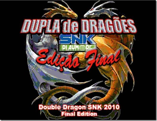 Double Dragon SNK freeware game (1)