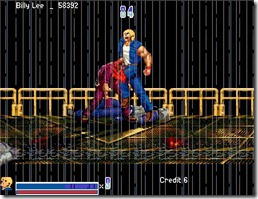 Double Dragon SNK freeware game (5)