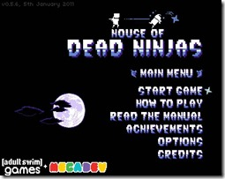 House Of Dead Ninjas free web game img (4)