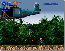 Contra locked n loaded fan game (8)