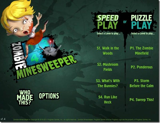 Zombie Minesweeper free game (2)