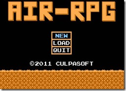 Air Rpg freeware game (5)