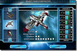 Lego Star Wars ACE ASSAULT free web game screen (2)