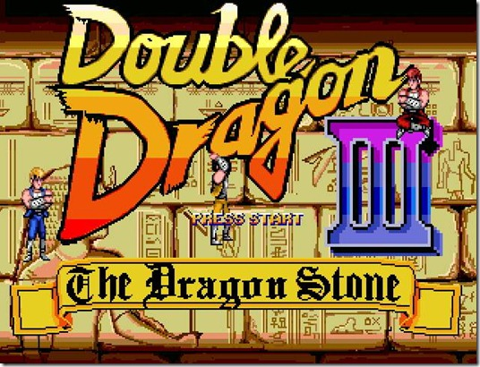Double Dragon 3 Dragon Stone free web game (4)
