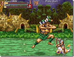 Golden Axe the curse of death adder fan game (1)