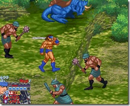 Golden Axe Myth free fan game (1)
