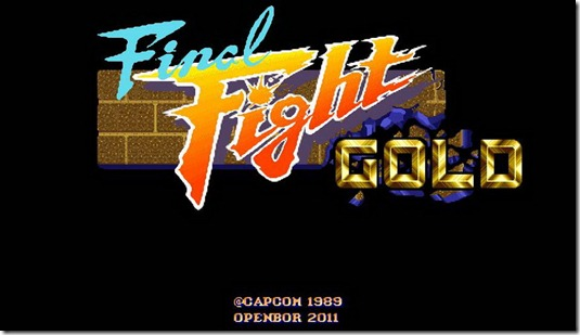 Final Fight Gold 2011 free fan game (8)