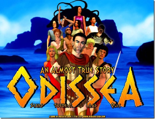Odissea An almost true story indie game (1)