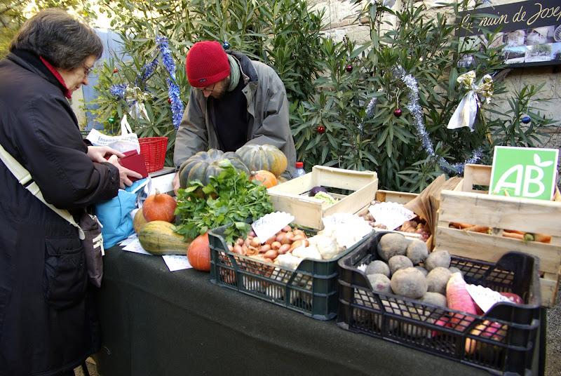 Le producteur de légumes « bio », qui propose des variétés peu répandues.