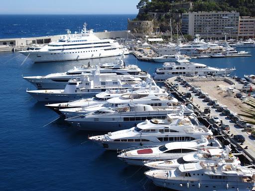 Monaco yacht wedding