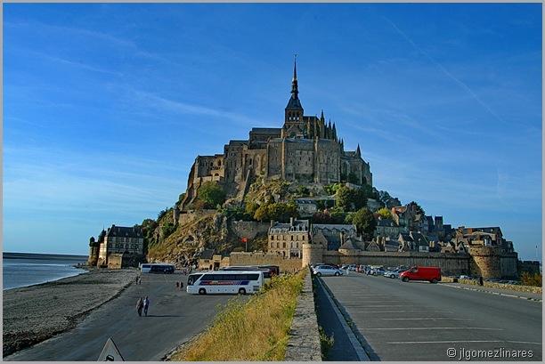 Mont de St Michel I