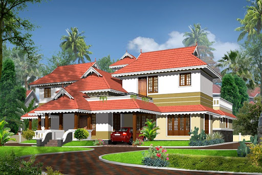 House+plans+with+photos+in+kerala+style