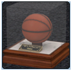 Trophy Basketball