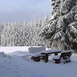 Rennsteig im Schneewinter