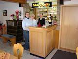3 Generationen im Restaurant - Gaststätte Schilling in Hinternah