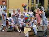 Lebende Stadtbilder präsentierten sich zum Stadtfest