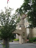 Stadttor von Schleusingen errichtet 2007 zur 775-Jahrfeier