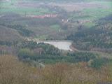 Blick zum Rother Stausee