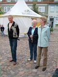 Interessenten bei der Präsentation des prorallye-team um Olaf Dobberkau zur Jahrfeier