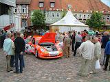 Präsentation des prorallye-team um Olaf Dobberkau zur Jahrfeier