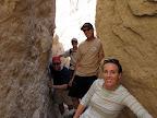 Exploring Canyon Sin Nombre - Anza Borrego
