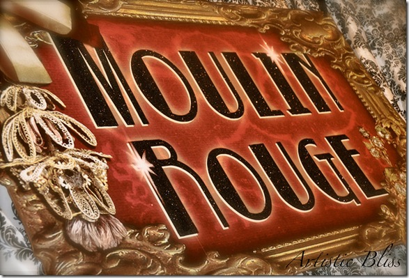 Moulin Sign by Kim