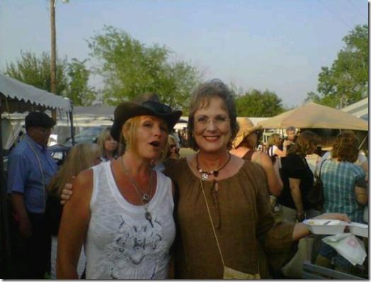 Charlene & Wendy Parker Heidi Meyers Boss