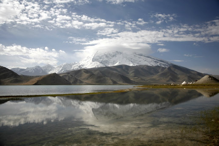 Karakul Lake - Xinjiang - Chine