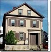 Lizzie Borden's home