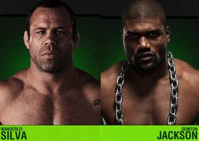 Вандерлей Сильва (Wanderlei Silva) vs Куинтон Джексон (Quinton Jackson)