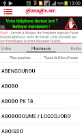 Screenshot of Abidjan.net