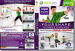 Your Shape: Fitness Evolved Cover