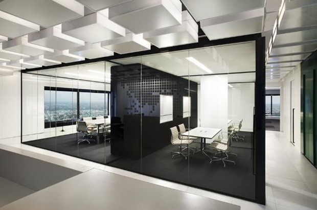 Most Exotic Styles And Trends In Commercial Office