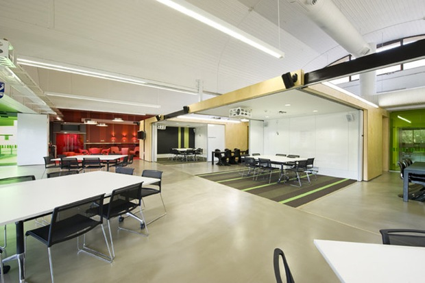 Most exotic styles and trends in commercial and office for Good office design