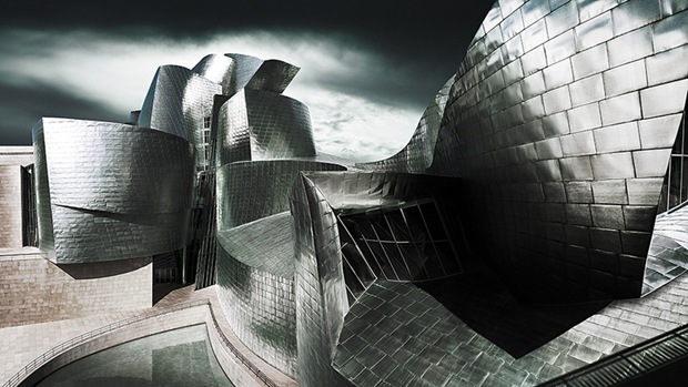 architecture-design of Bilbao