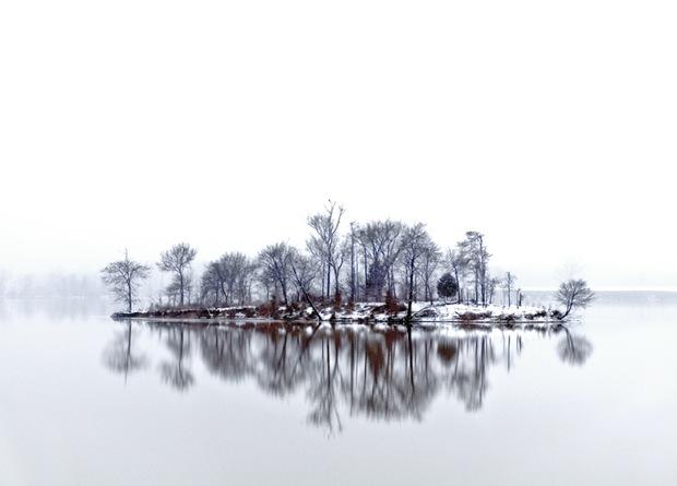 Islamd In Snow