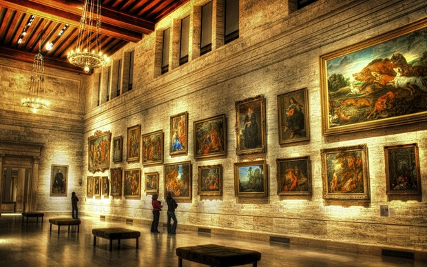 HDR-architecture-photography-art-museum