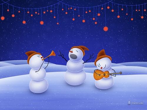 Illustrated-Christmas-desktop-wallpapers